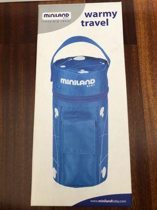 Calienta biberones de viaje Miniland!