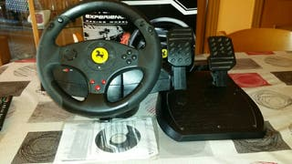 Volante Multimedia Thrustmaster Ferrari GT+Pedales