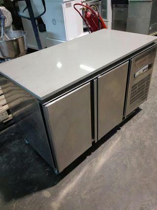 Mesa congelador banco congelación hosteleria
