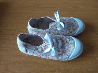 Zapatillas loneta