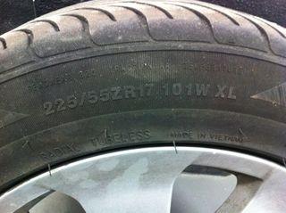 Llantas de coche BMW 17