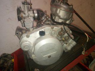 Se vende motor am6 con 80 barikit