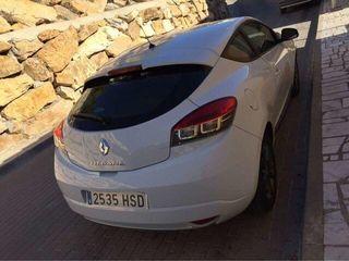 Renault Megane Coupe dci 110cv GT LINE