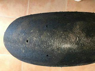 Neumático slick, Pirelli-Dunlop