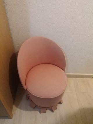 silla descalzadora dormitorio