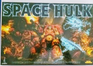 Miniaturas Warhammer SPACE HULK (castellano)