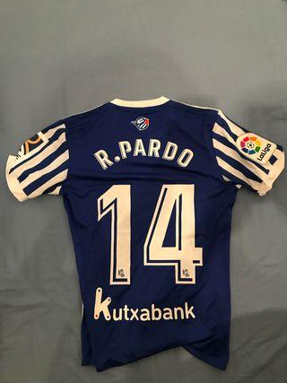 Camiseta Real Sociedad R. Pardo