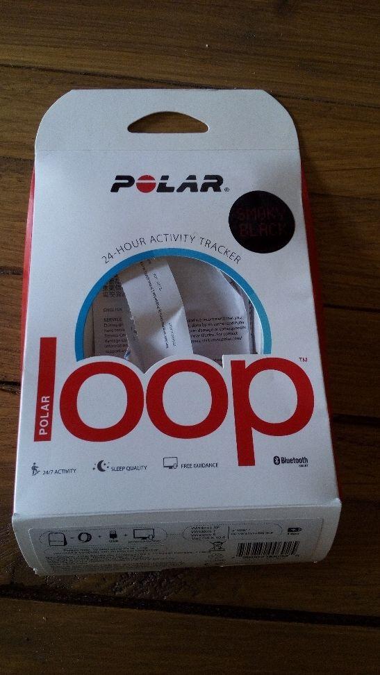 Pulsera inteligente Polar Loop