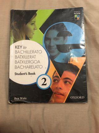 STUDENTS BOOK KEY TO BAT 2