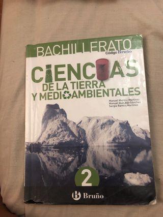 CIENCIAS DE LA TIERRA Y MEDIOAMBIENTALES 2BAT
