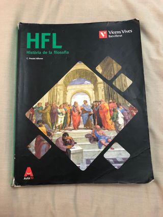 HFL HISTÒRIA DE LA FILOSOFIA