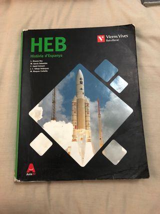 HEB HISTÒRIA DESPANYA 2BAT