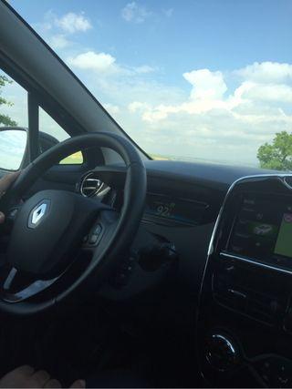 Renault Zoe 2016 r240 6000 km