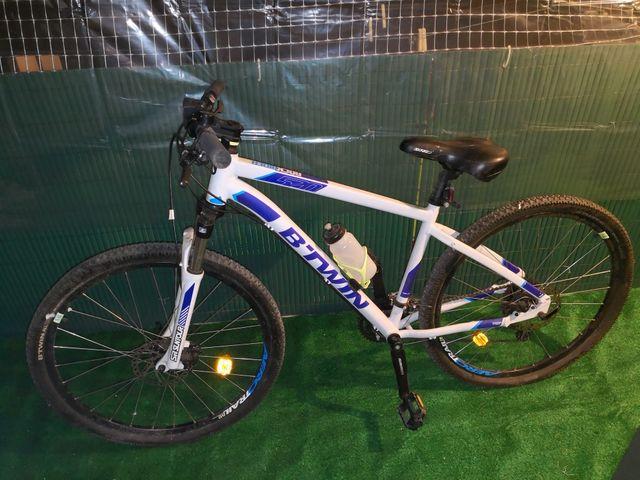 Bicicleta De Montaña Btwin 275 De Segunda Mano Por 189 En