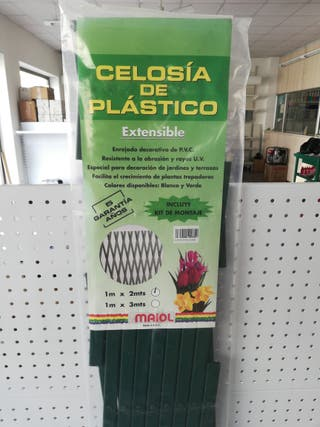 celosía plastico