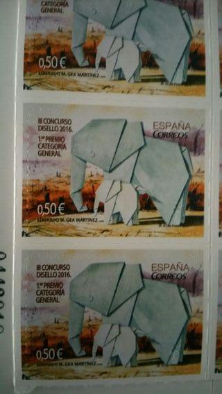 sellos de tienda 40 céntimos