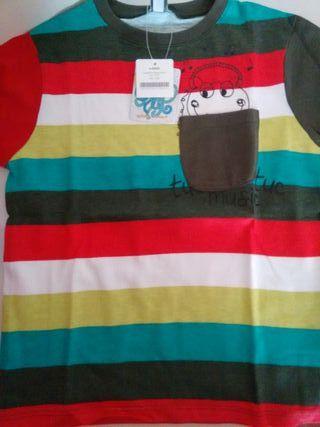 Camiseta Tuc Tuc Nueva niño