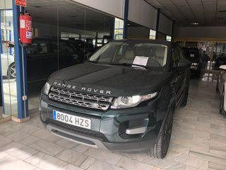 Land Rover Range Rover Evoque 2.2 SD4 PureTech 4x4
