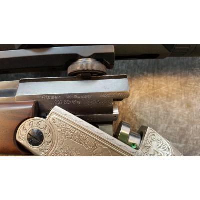 rifle blaser k770 300 win mag en perfecto estado