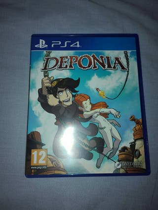Deponia PS4