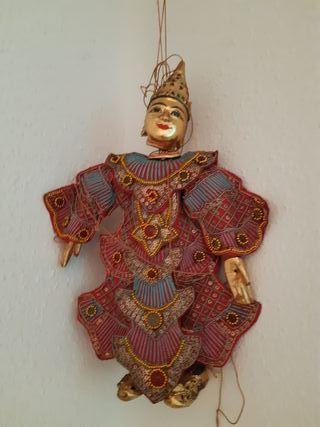 marioneta thailandesa