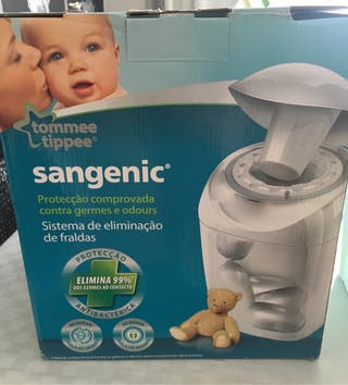 Sangenic cubo pañales Tomee Tippee