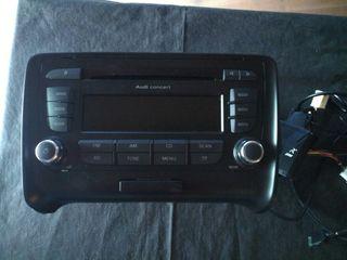 Radio Audi TT MK2