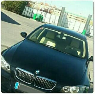BMW Serie 318D E90 2008