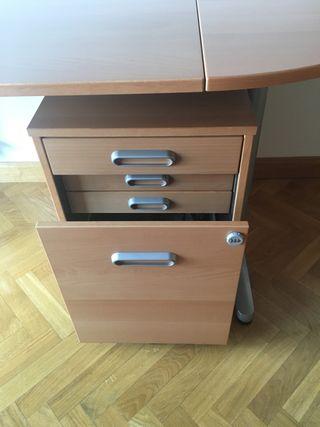 Cajonera Ikea perfecto estado.