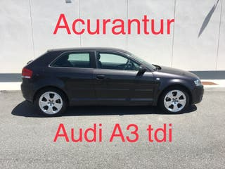 Audi A3 tdi 140 cv