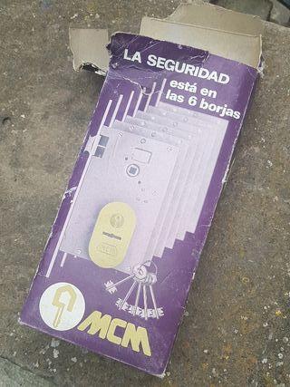 cerradura seguridad mcm