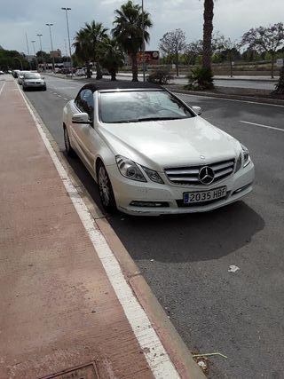 Mercedes-Benz Clase E 2011