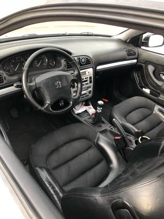 Peugeot 406 coupe 2003 2.2hdi 136 cv