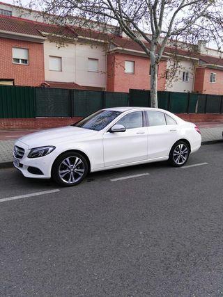 Mercedes-benz Clase C 220d 2016