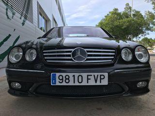 Mercedes-benz Cl 55 AMG (500 Cv)