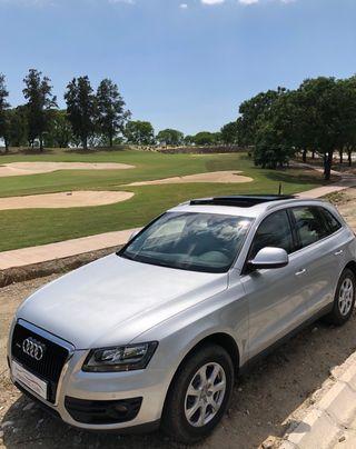 Audi Q5 3.0 tdi Quattro 240cv t.panoramico