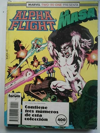 Alpha flight/La masa 45 al 47 (Forum)