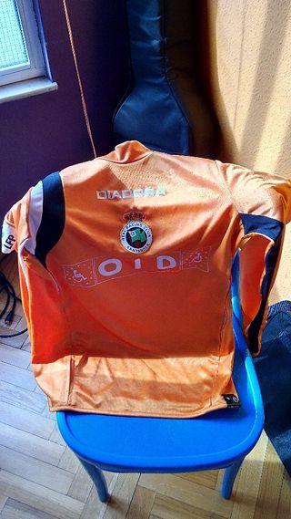 camiseta Racing de Santander