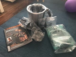 Vaso con accesorios Thermomix