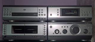 Equipo HI-FI modular SONY MHC-S9D