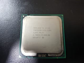 Procesador Intel dual core.