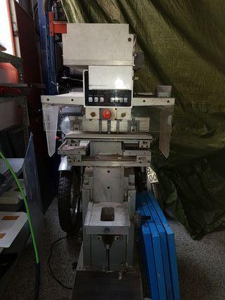 Maquina tampografia 2 colores