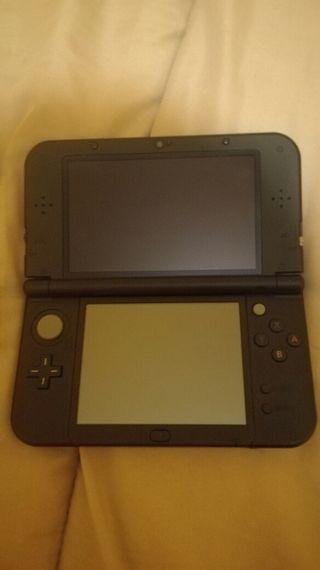 Consola New nintendo 3ds xl + 11 juegos +PSP