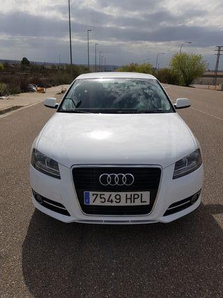 Audi a3 Sportback 1.6 Tdi, 105 cv, año 2013