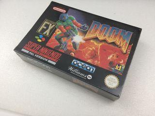 Doom Super nintendo