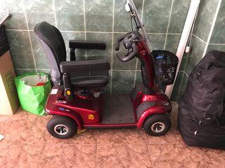 Scooter electrica minusválido