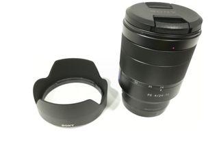Objetivo Sony Zeiss 24-70 f4