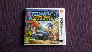 FOSSIL FIGHTERS FRONTIER _ NINTENDO _ 3DS _ 2DS