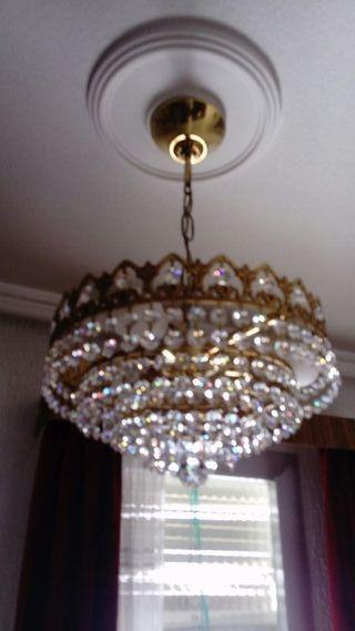 Lámpara lagrimas