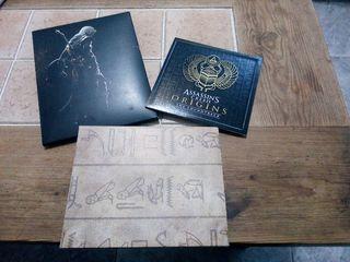 Banda sonora Assassins Creed origins